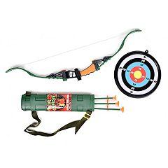 Maxx Action Hunting Series Bow & Arrow Playset