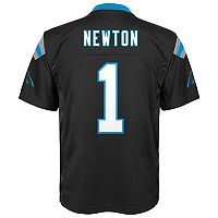 Boys 8-20 Carolina Panthers Cam Newton Replica Jersey