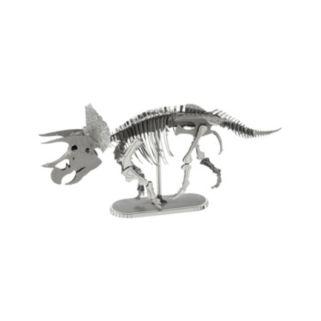 Fascinations Triceratops Metal Earth 3D Laser Cut Model Kit