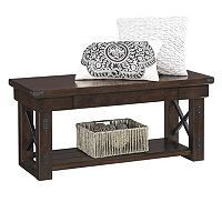 Altra Wildwood Storage Bench