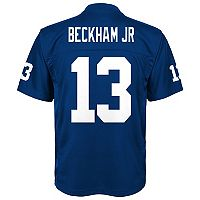 Boys 8-20 New York Giants Odell Beckham Jr. Replica Jersey