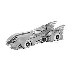 Fascinations Batman 1989 Batmobile Metal Earth 3D Laser Cut Model Kit