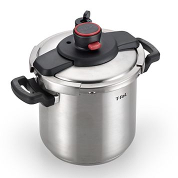 T-Fal Clipso 8-qt. Stainless Steel Pressure Cooker