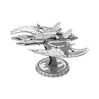 Fascinations Batman 1989 Batwing Metal Earth 3D Laser Cut Model Kit