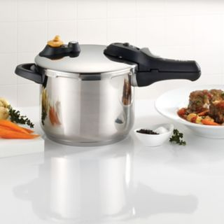 T-Fal Ultimate Series 6.3-qt. Stainless Steel Pressure Cooker