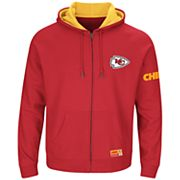Big & Tall Majestic Kansas City Chiefs Anchor Point Hoodie