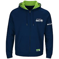 Big & Tall Majestic Seattle Seahawks Anchor Point Hoodie
