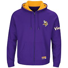 Big & Tall Majestic Minnesota Vikings Anchor Point Hoodie