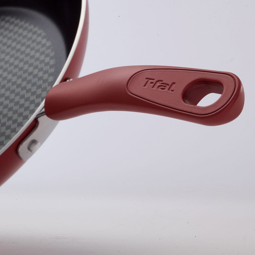 T-Fal Color Luxe 12-in. Nonstick Titanium Frypan
