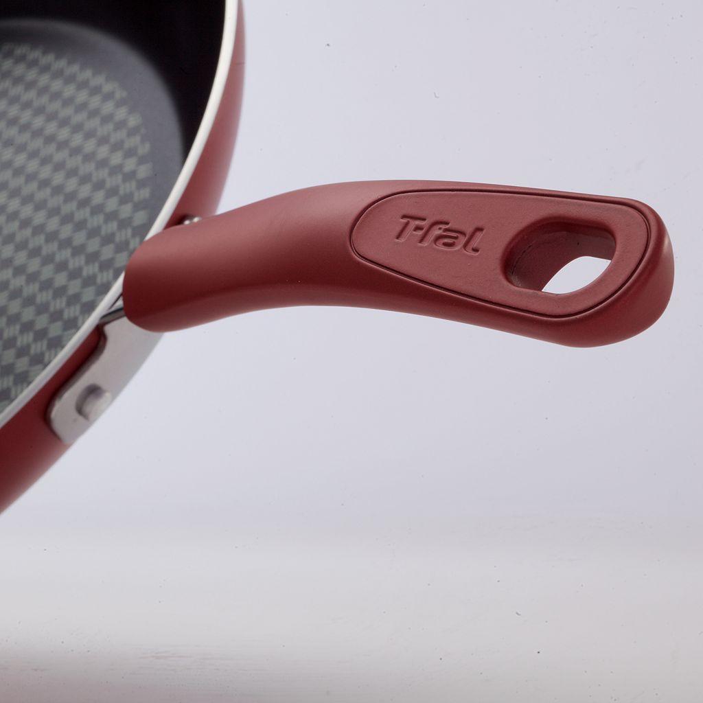 T-Fal Color Luxe 2-pc. Nonstick Titanium Frypan Set