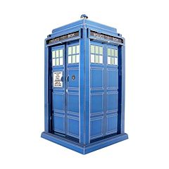Fascinations Dr. Who Tardis Metal Earth 3D Laser Cut Model Kit