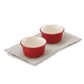 Cuisinart Chef's Classic Ceramic Bakeware 2-pc. Ramekin Set