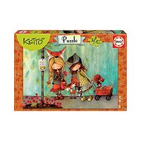 Educa 500-pc. Ketto Adele Jigsaw Puzzle