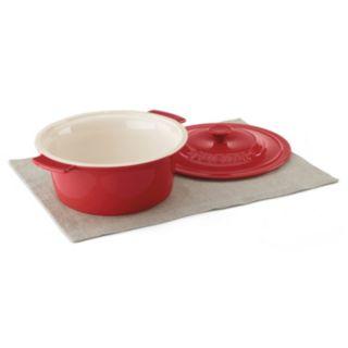 Cuisinart Chef's Classic Ceramic Bakeware 3-qt. Large Round Baker