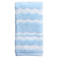 Destinations Wave Scallop Fingertip Towel