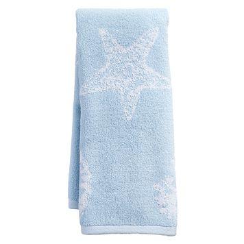 Destinations Coastal Shell Hand Towel