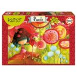Educa 200-pc. Ketto Jungle of Flowers Jigsaw Puzzle