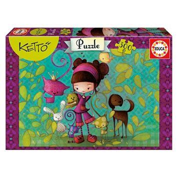 Educa 300-pc. Ketto Marika Jigsaw Puzzle