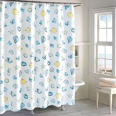 Destinations Barbados Shower Curtain