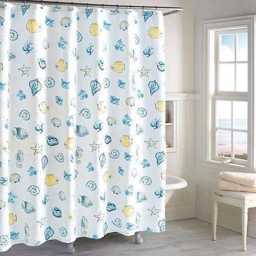 Destinations Barbados Shower Curtain