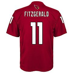 Boys 8-20 Arizona Cardinals Larry Fitzgerald Replica Jersey