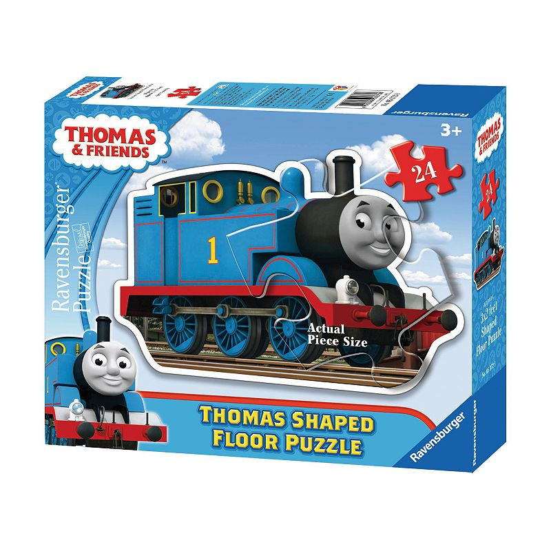 4005556053728 Ean Puzzle 24 Piece Thomas The Tank Engine