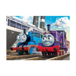 Thomas & Friends 24-pc. Thomas & Charlie Floor Puzzle in a Shaped Box by Ravensburger