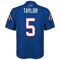 Boys 8-20 Buffalo Bills Tyrod Taylor Replica Jersey