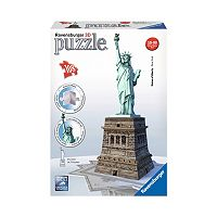 Ravensburger 108-pc. 3D Puzzle Statue of Liberty Puzzle