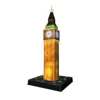 Ravensburger 216-pc. 3D Puzzle Night Edition Big Ben