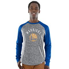 Big & Tall Majestic Golden State Warriors Raglan Tee
