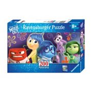 Disney / Pixar Inside Out 200 pc Emotions Panoramic Puzzle by Ravensburger