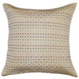 Spencer Home Decor Dashes Throw Pillow Cover