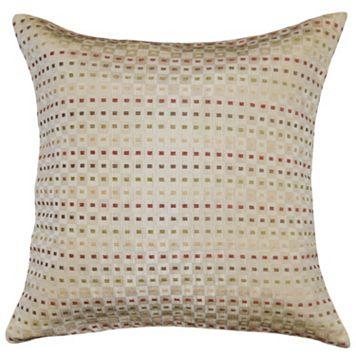 Spencer Home Decor Dashes Throw Pillow Cover
