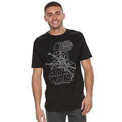 Men's Star Wars Poster Tee