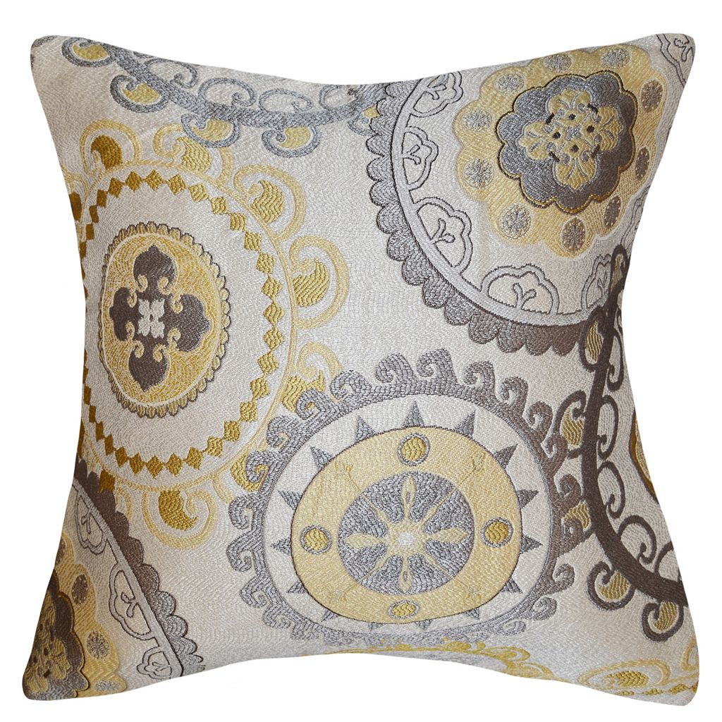 Spencer Home Decor Equinox Throw Pillow Cover