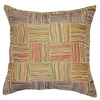 Spencer Home Decor Flourish Throw Pillow Cover