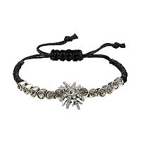 Simply Vera Vera Wang Starburst Slipknot Bracelet