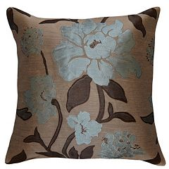 Spencer Home Decor Gardenia Throw Pillow Cover