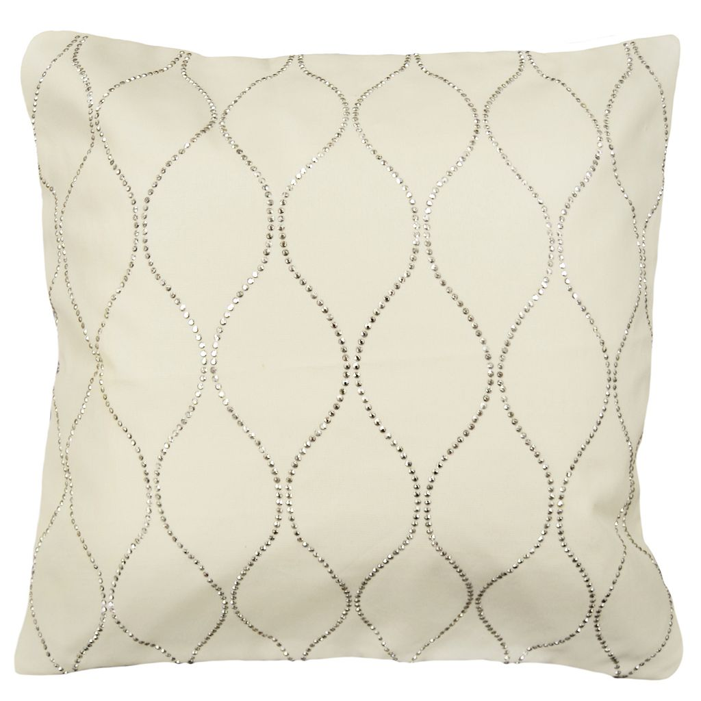 Spencer Home Decor Genie Throw Pillow Cover