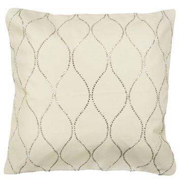 Spencer Home Decor Genie Throw Pillow Cover