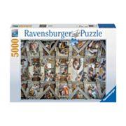 Ravensburger 5000 pc Sistine Chapel Puzzle