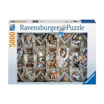 Ravensburger 5000-pc. Sistine Chapel Puzzle