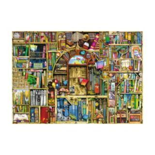 Ravensburger 1000-pc. The Bizarre Bookshop No. 2 Puzzle