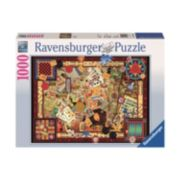 Ravensburger 1000-pc. Vintage Games Puzzle