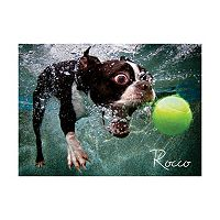 Willow Creek Press 1000 pc Underwater Dogs Rocco Jigsaw Puzzle