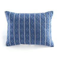 St. Nicholas Square® Snowfall Throw Pillow