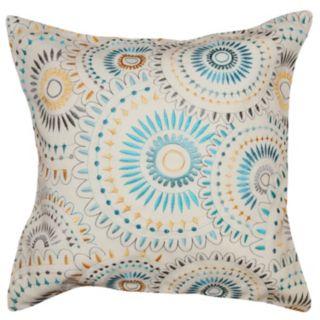 Spencer Home Decor Pinwheel Throw Pillow Cover