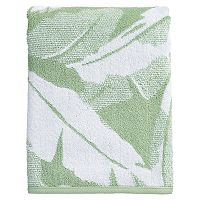Destinations Miami Leaf Bath Towel