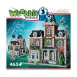 Wrebbit 465 pc Mansion Collection Lady Victoria 3D Puzzle